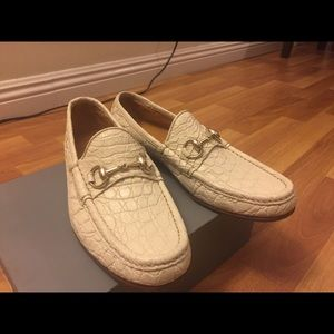 Gucci men's loafer shoes